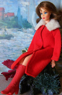 Vintage Barbie Cold Snap
