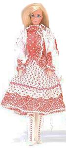 Vintage Barbie Country Music