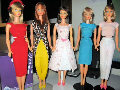 Deb's TNT Barbie Dolls