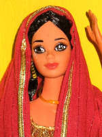 Dolls of the World - India