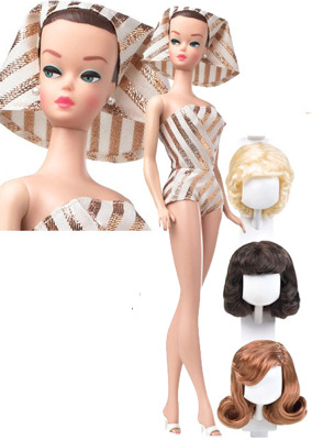 My Favorite Barbie Fashion Queen Reproducstion