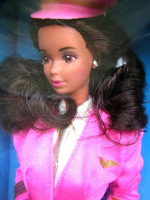 Flight Time Barbie - Hispanic Version