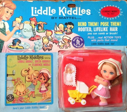 Florence Niddle Liddle Kiddle MOC