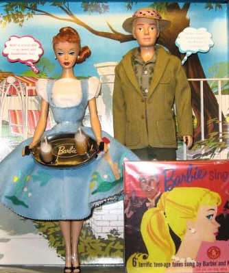 Friday Night Dream Date Barbie and Ken Gift Set