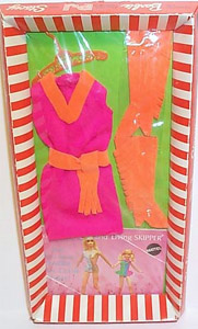 Fringe Benefits Vintage Barbie NRFB