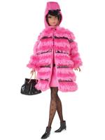 Fuchsia 'n Fur Francie Silkstone