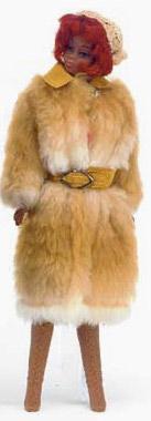Vintage Barbie Fun Fur