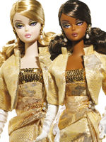 Golden Gala Barbie
