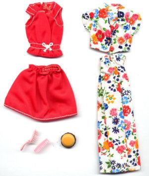 Growing Up Skipper Fashion #9022