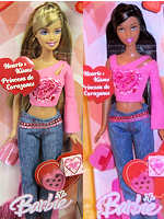 Hearts & Kisses Barbie