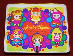 Jewelry Kiddles Case
