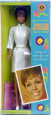 TNT Julia Doll