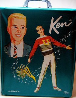 Vintage Ken Campus Hero Case