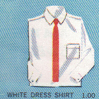 Ken Dress Shirt and Tie