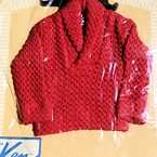 Ken Red Sweater
