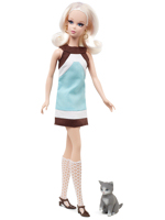 Kitty Corner Francie 2012 Silkstone Barbie
