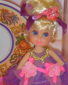 Lady Lavender Tea Party Kiddle