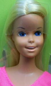 Sun Set Malibu Francie Doll