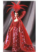 Queen of Hearts Barbie