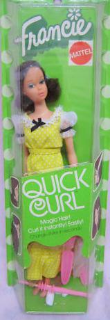 Quick Curl Francie NRFB