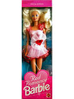Red Romance Barbie
