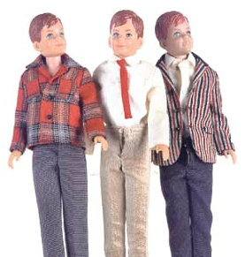 Ricky Doll Fashions