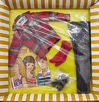 Ricky Doll Fashion Let's Explore #1506 (1966 - 1967)