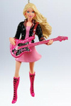Rockin' Barbie Ornament