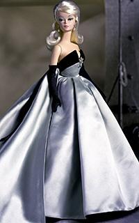 2001 Lisette Silkstone Barbie Doll