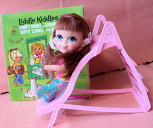 Slipsy Sliddle Liddle Kiddle - 1968