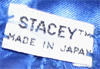 Stacey Doll Clothing Tag