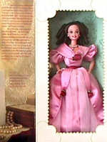 Sweet Valentine Barbie Hallmark Exclusive