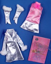 PJ Swinging in Silver Gift Set