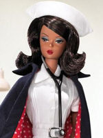 The Nurse Silkstone Barbie
