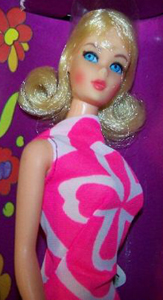1970 TNT Barbie