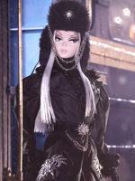 Verushka Silkstone Barbie