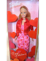 Very Valentine Barbie Doll
