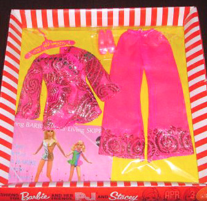 Vintage Barbie Bright 'n Brocade