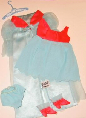 Vintage Barbie Cloud 9