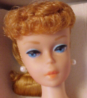 #6 Ponytail Vintage Barbie Doll