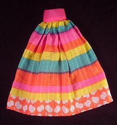 Vintage Barbie Flying Colors Skirt