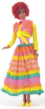 Vintage Barbie Flying Colors