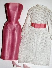 Vintage Barbie Garden Wedding