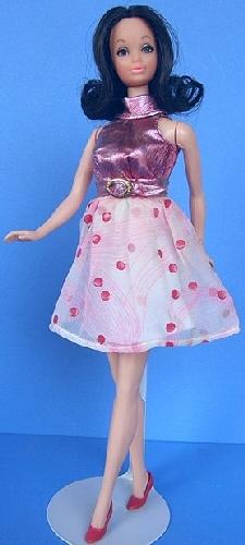 Vintage Barbie Glo-Go