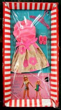 Vintage Barbie Glowin' Out