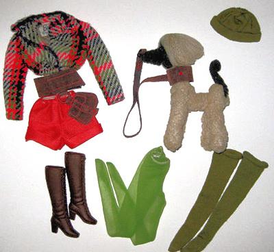 Vintage Barbie Hot Togs #1063 (1972)
