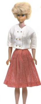 Vintage Barbie International Fair