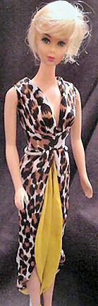 Vintage Barbie Leisure Leopard