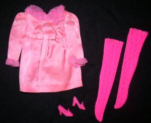 Vintage Barbie Little Bow Pink