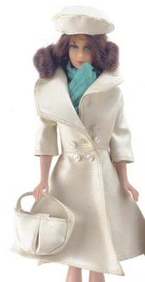 Vintage Barbie London Tour